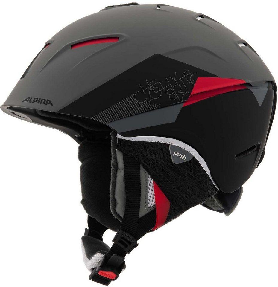 Alpina Ski - / Snowboardhelm »Cheos Helmet« in schwarz