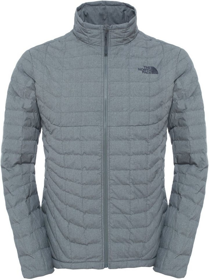The North Face Outdoorjacke »ThermoBall Full Zip Jacket Men« in grau