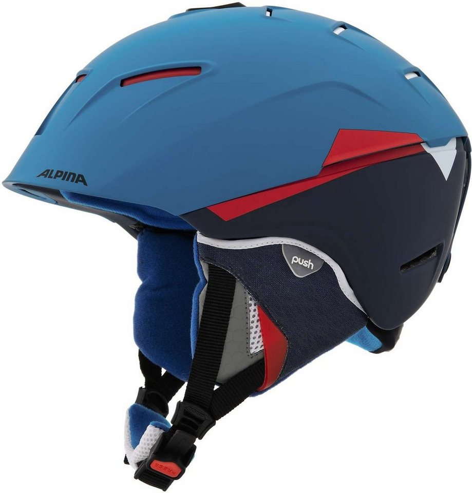 Alpina Ski - / Snowboardhelm »Cheos Helmet« in blau
