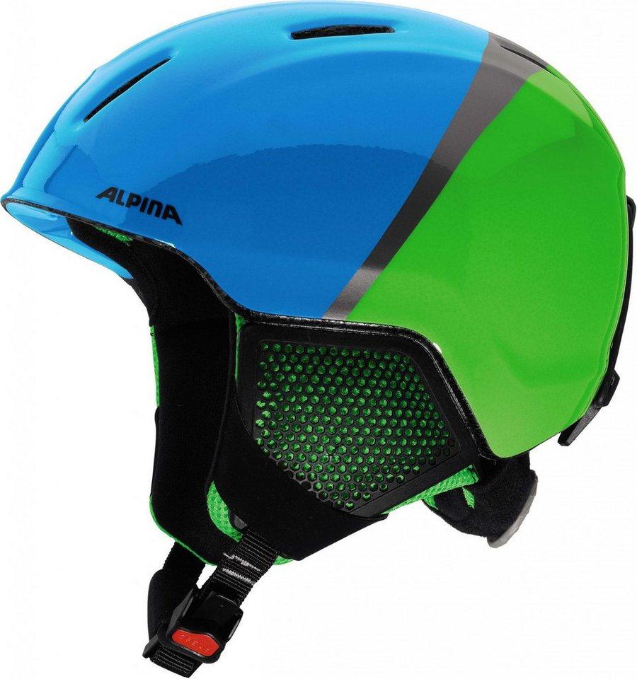 Alpina Ski - / Snowboardhelm »Carat LX Helmet« in blau