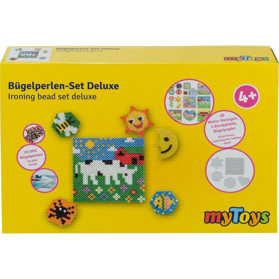 myToys Bügelperlen-Set Deluxe