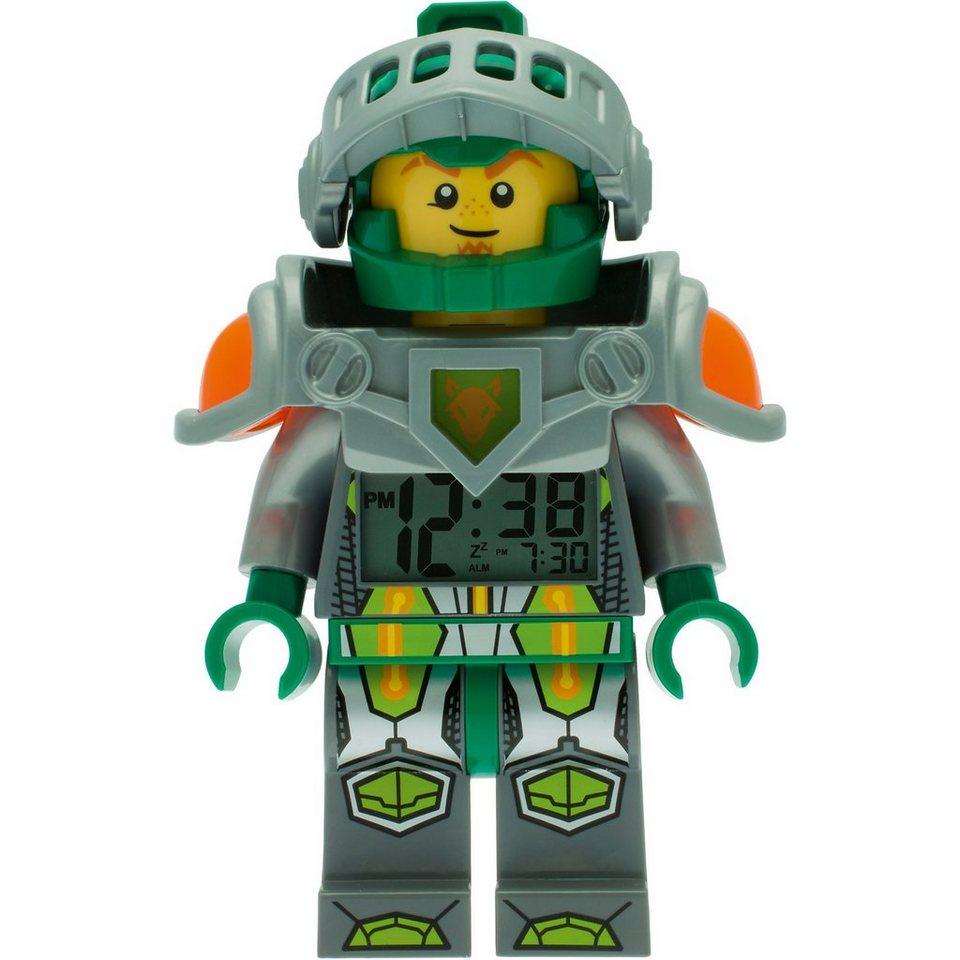 LEGO Nexo Knights Wecker - Aaron