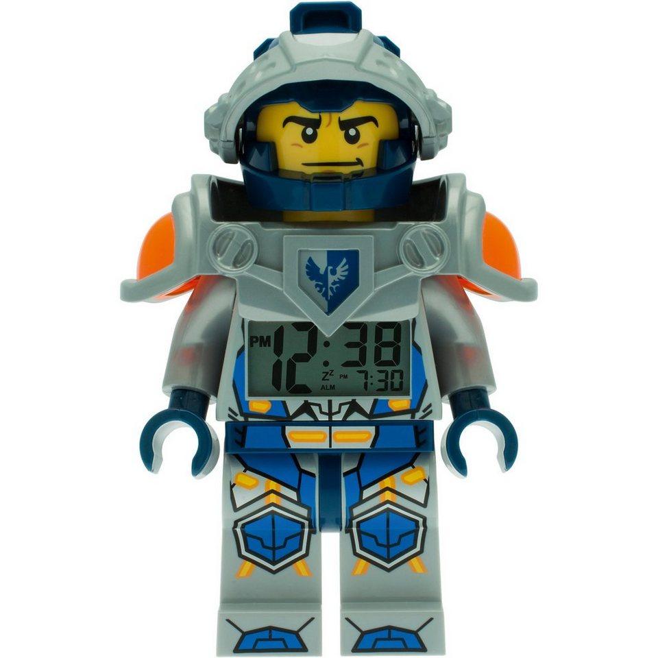 LEGO Nexo Knights Wecker - Clay