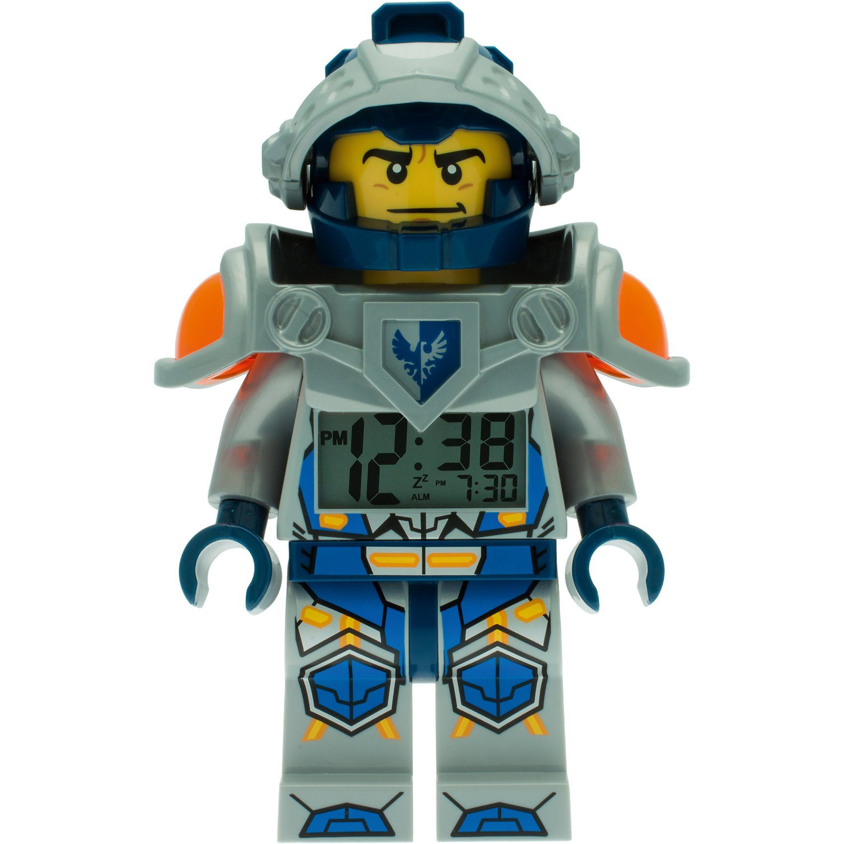 LEGO Nexo Knights Wecker - Clay