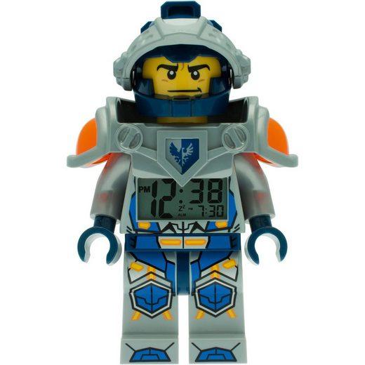 LEGO® Nexo Knights Wecker - Clay