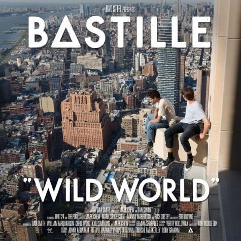 Audio CD »Bastille: Wild World«