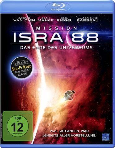 Blu-ray »Mission ISRA 88 - Das Ende des Universums«