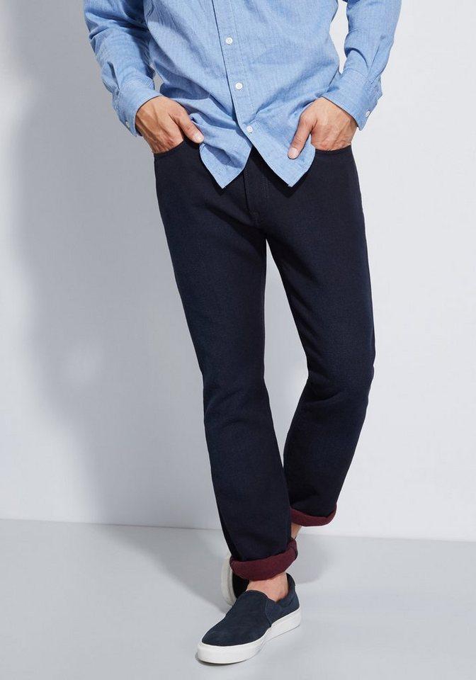 Otto Kern Jeans »John« in dark-blue denim