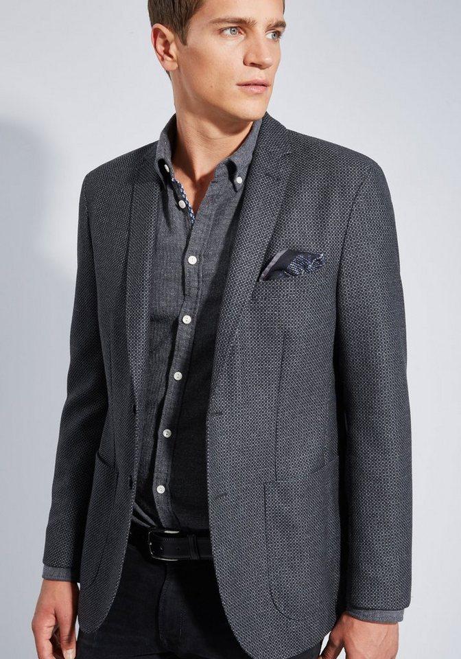 Otto Kern Sakko »Pharrell« in dunkelgrau