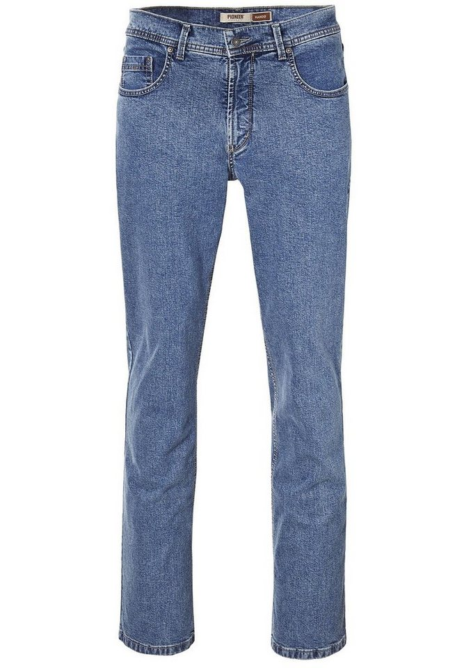 PIONEER Jeans »RANDO« in rinsed denim