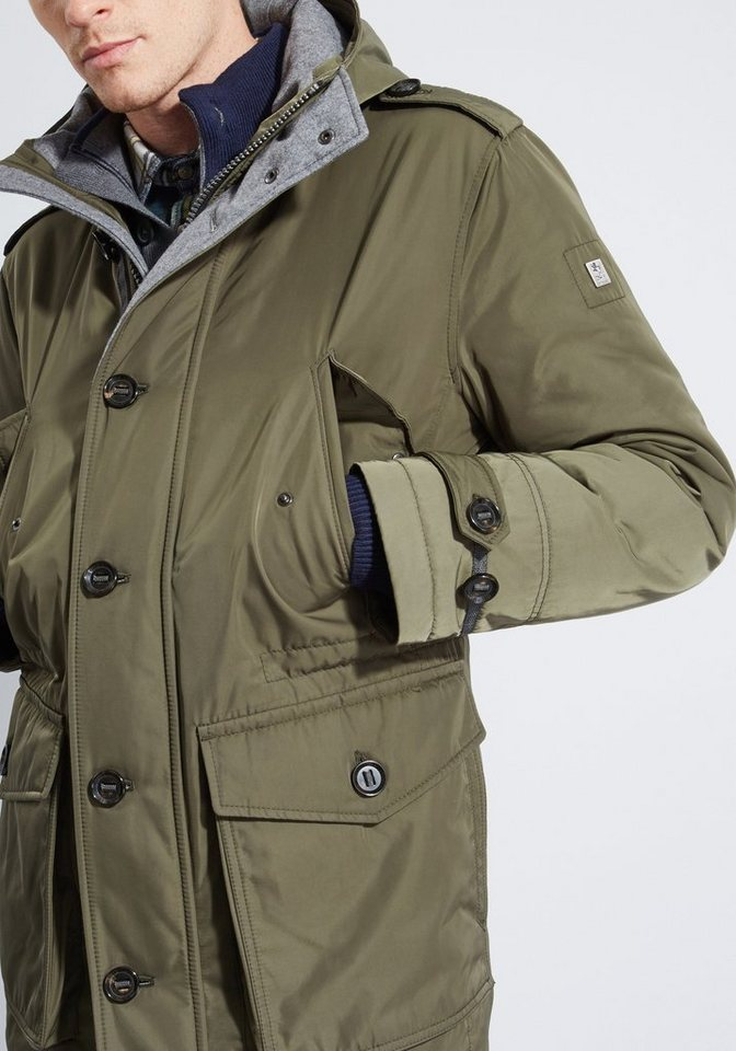 Otto Kern Parka in oliv