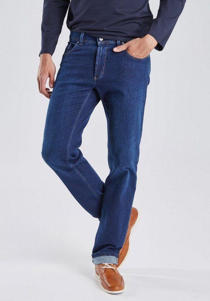 PIONEER Jeans »RANDO« in blue denim