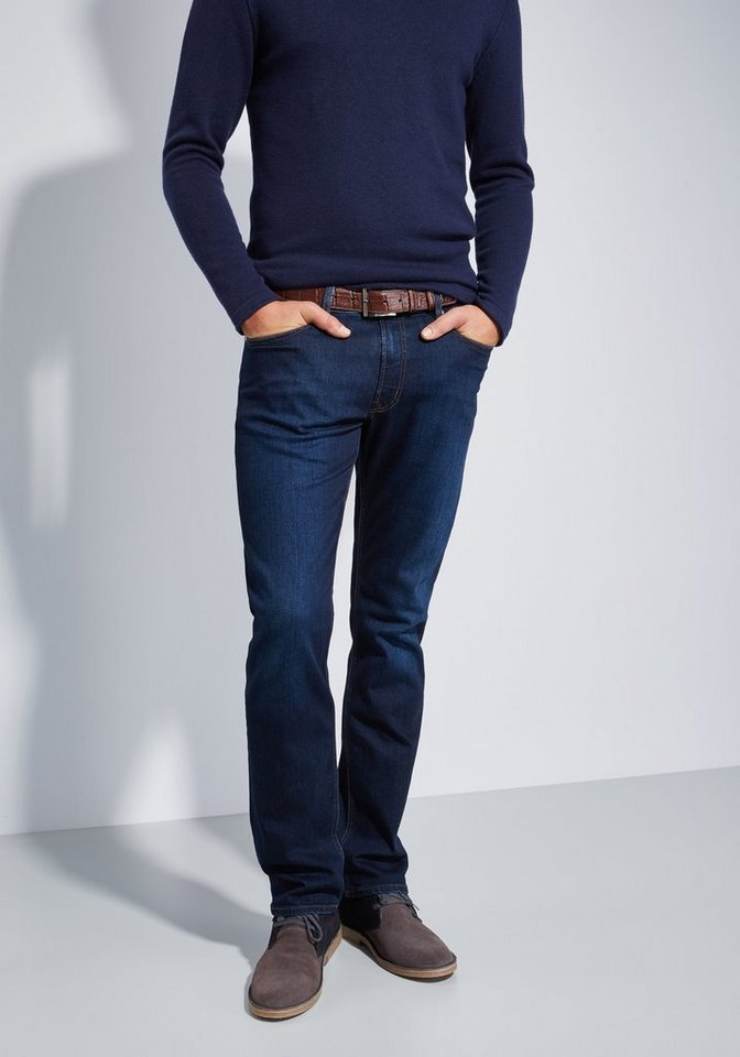 Otto Kern Jeans »Ray« in dark-blue denim