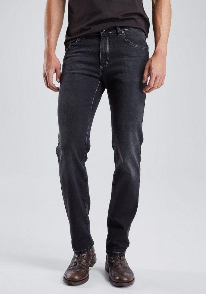 PIONEER Jeans »RANDO« in black denim