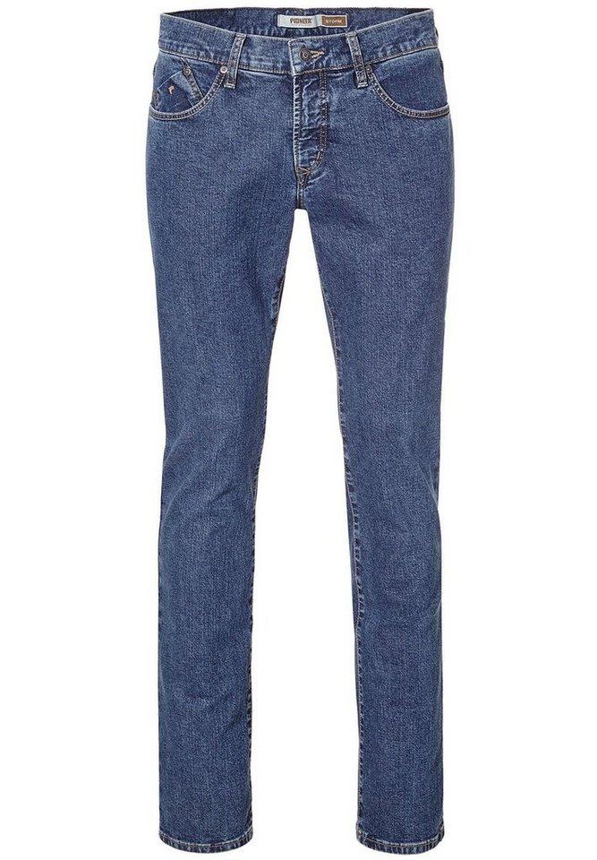 PIONEER Jeans »STORM« in dark-blue denim