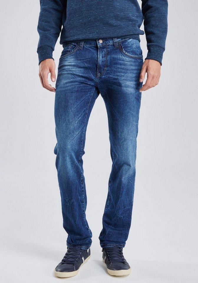 PIONEER Jeans »LAKE« in used denim