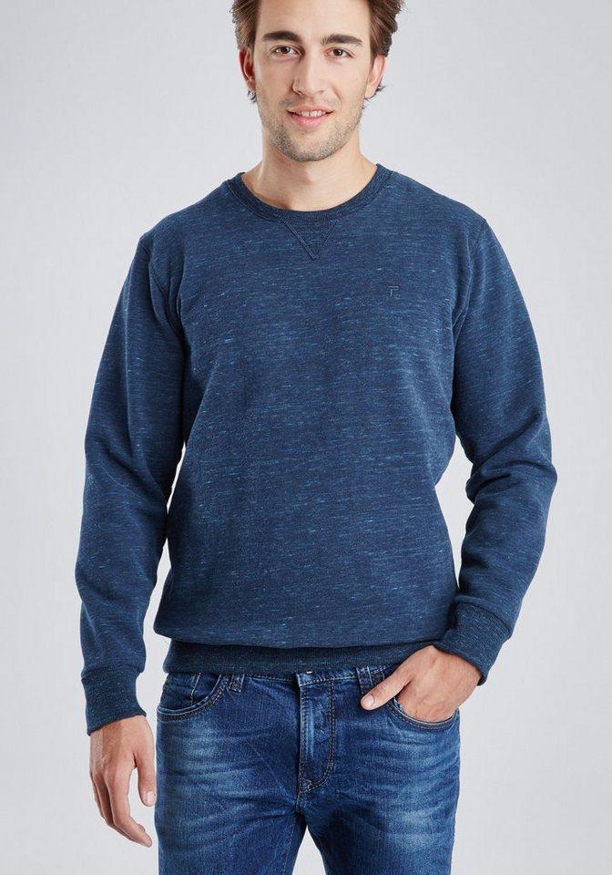 PIONEER Sweatshirt in blau