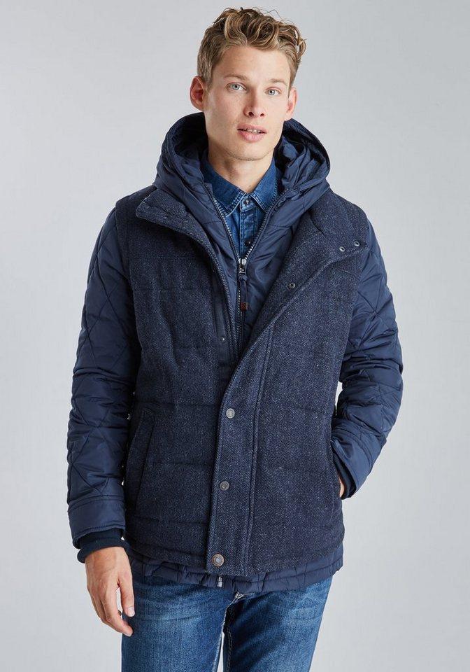 PIONEER Jacke in blau