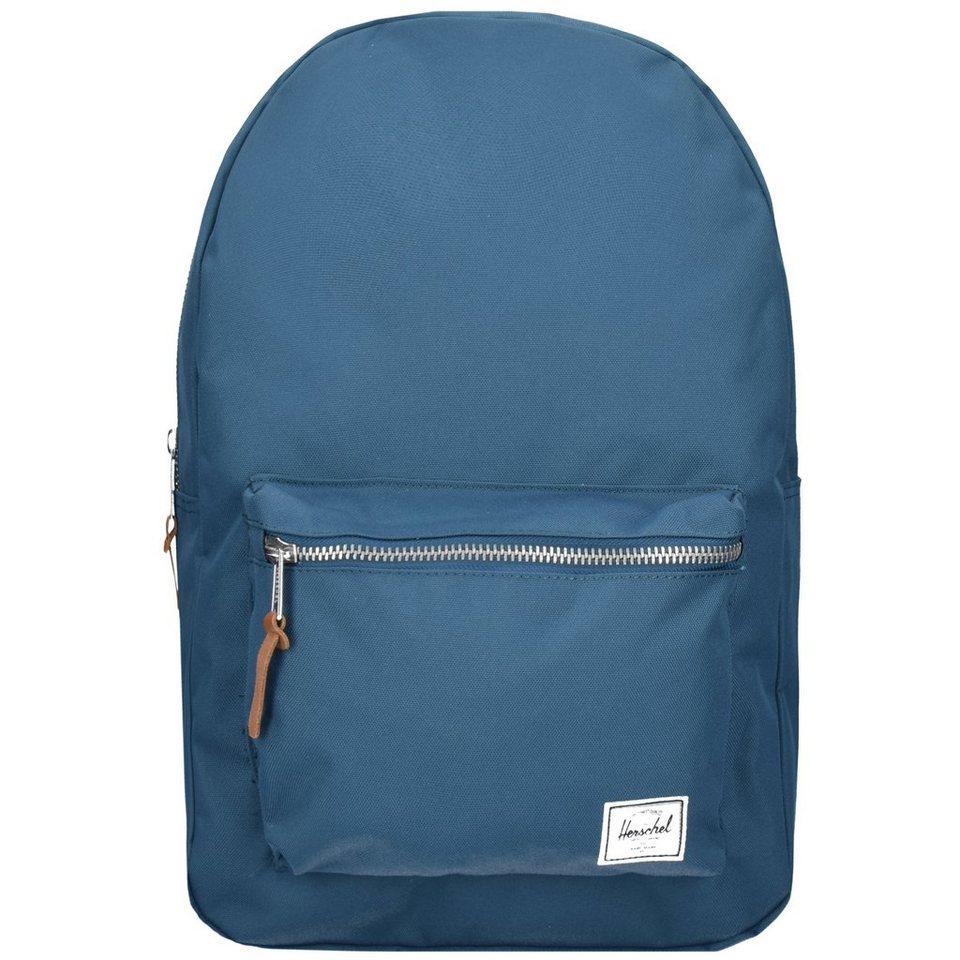 Herschel Settlement Backpack Rucksack 39 cm Laptopfach in indian teal