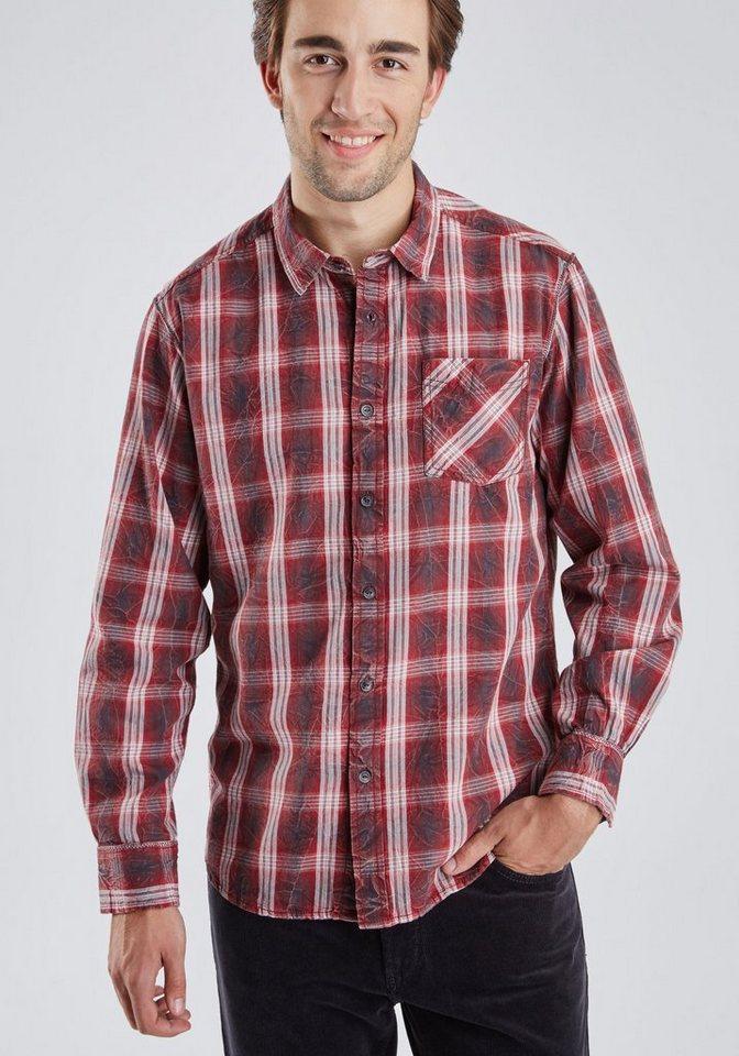 PIONEER Hemd in rot