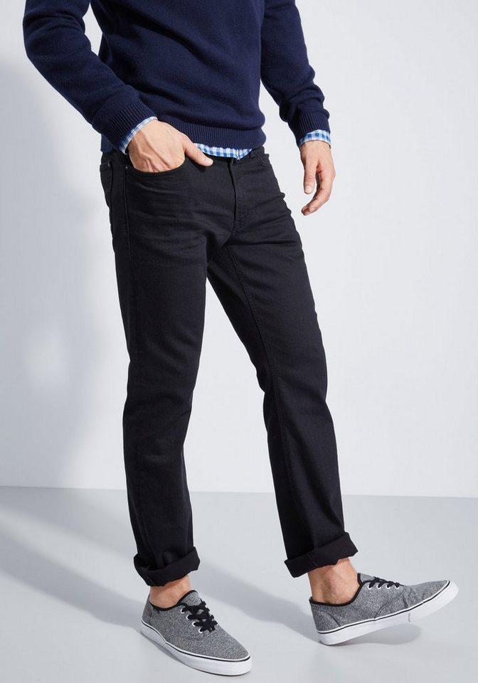 Otto Kern Jeans »Ray« in black denim