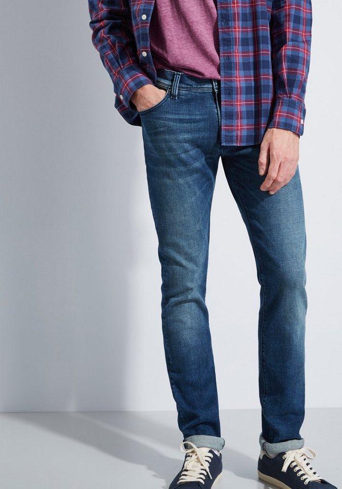 Otto Kern Jeans »David« in blue denim