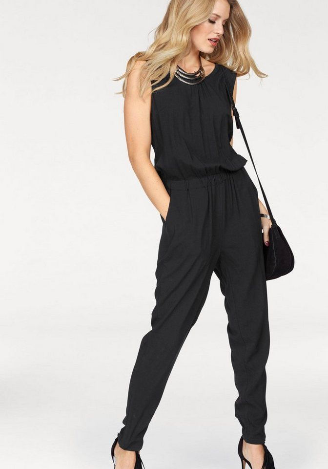 Vero Moda Overall »Fillu« in schwarz