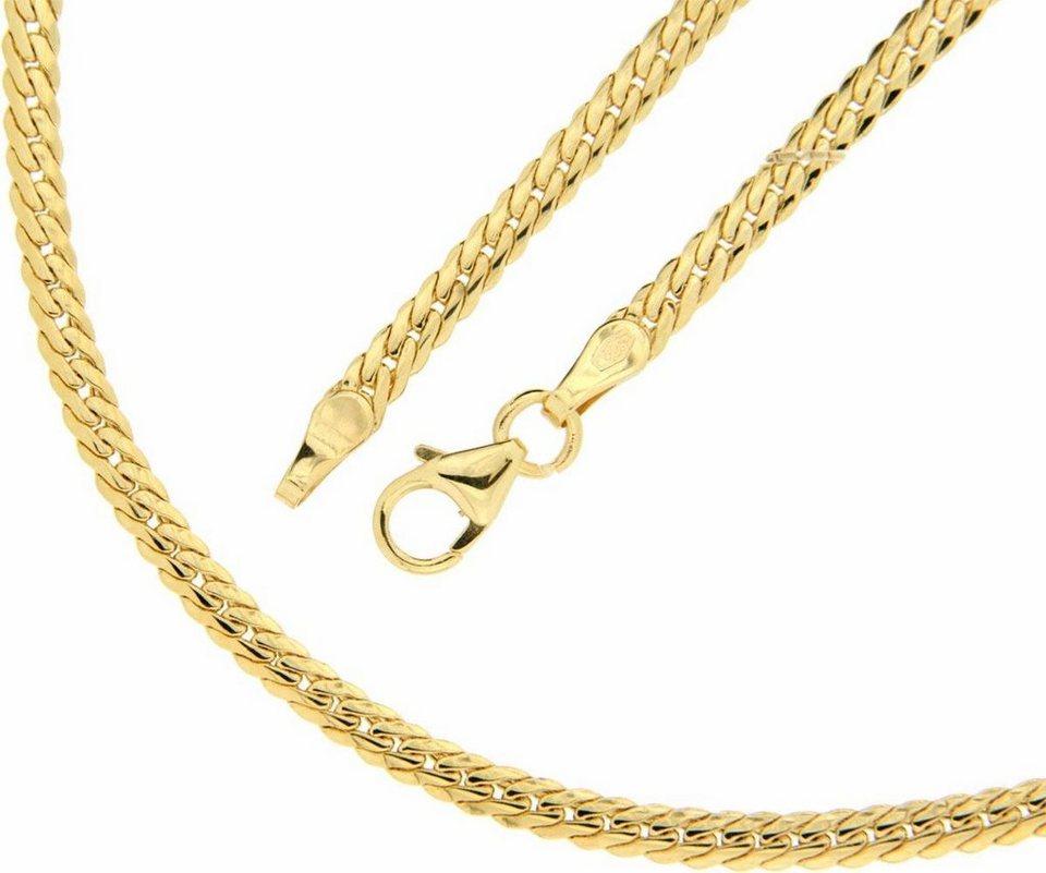 Firetti Goldkette in Gelbgold 375-goldfarben