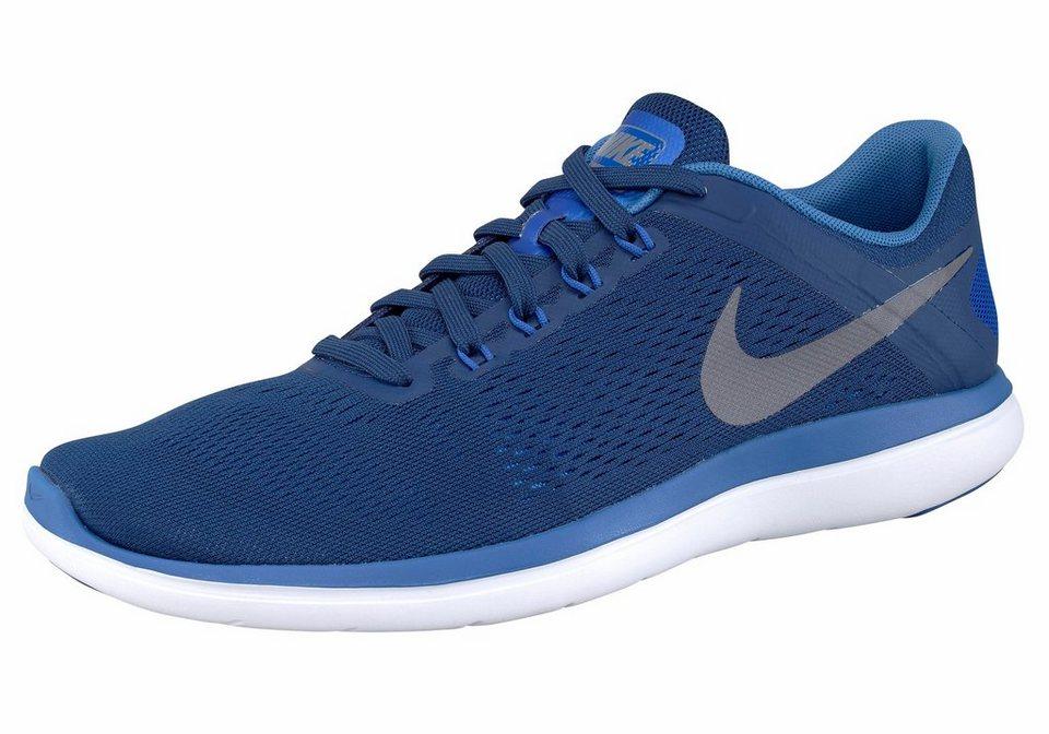 Nike »Flex Run 2016« Laufschuh in blau