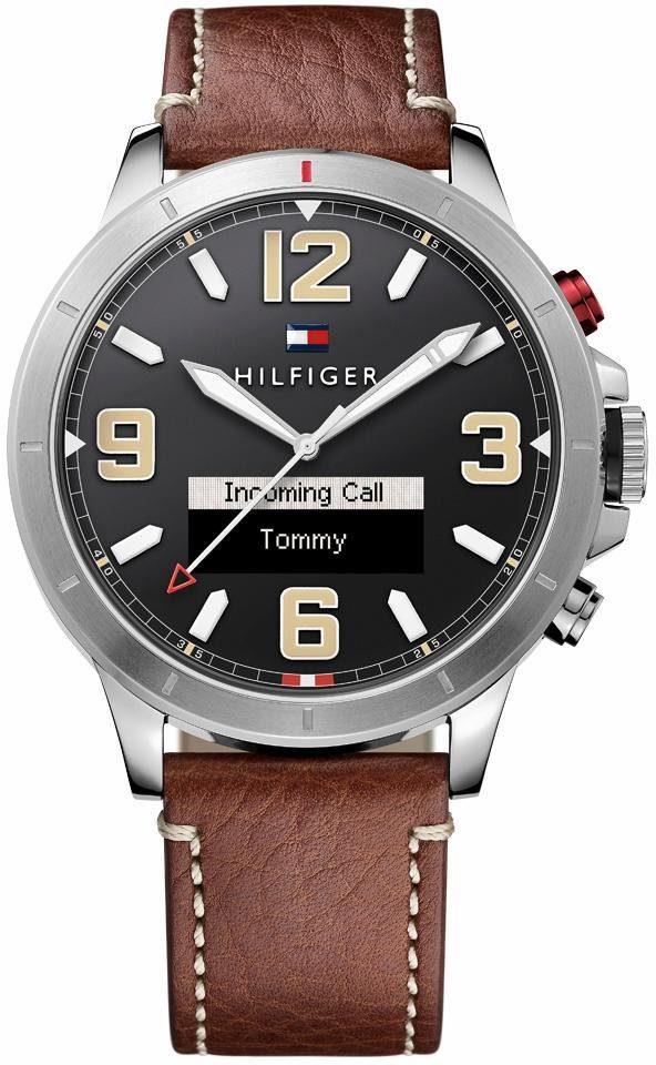 Tommy Hilfiger Casual Sport, 1791296 Smartwatch