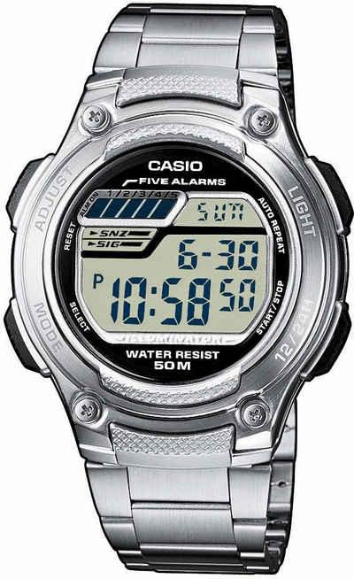 Casio Collection Chronograph »W-212HD-1AVEF« Sale Angebote Schipkau