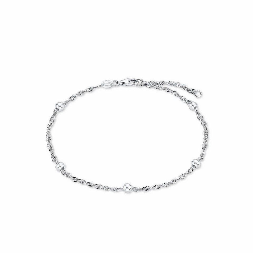 Amor Fußkette »J43/1 383110« in Silber 925