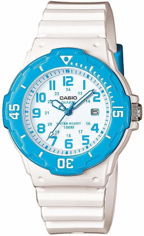 Casio Collection Quarzuhr »LRW-200H-2BVEF« mit NEO-Display