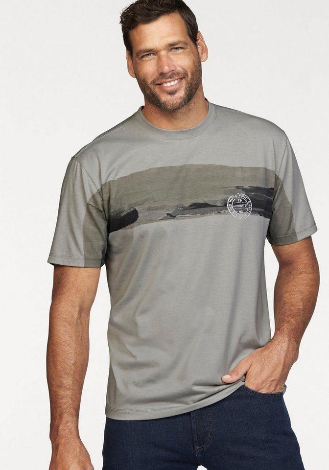 Man's World T-Shirt in hellgrau