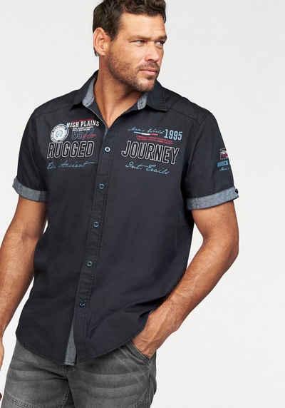 big sale ee6d3 a4b52 Herren Kurzarm Shirts online bestellen | OTTO