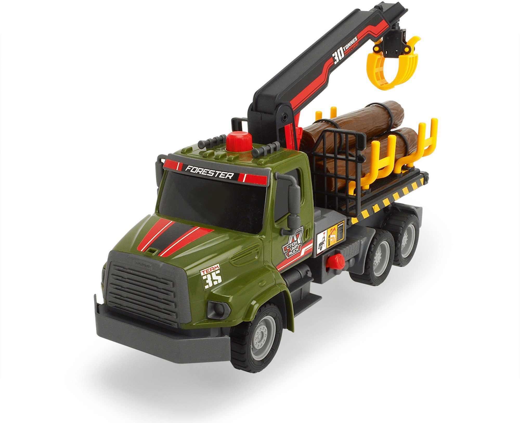 Dickie Toys LKW, »Air Pump Forester«