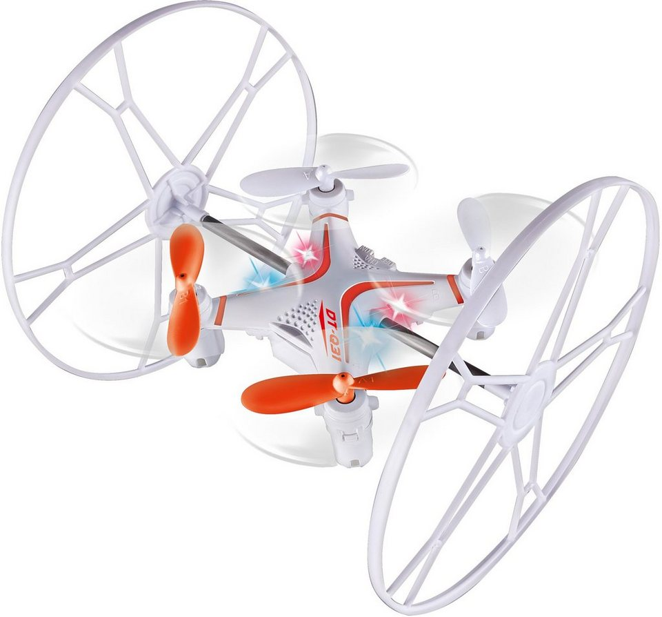 Dickie Toys RC Quadrocopter, »3 in 1 Quadrocopter«