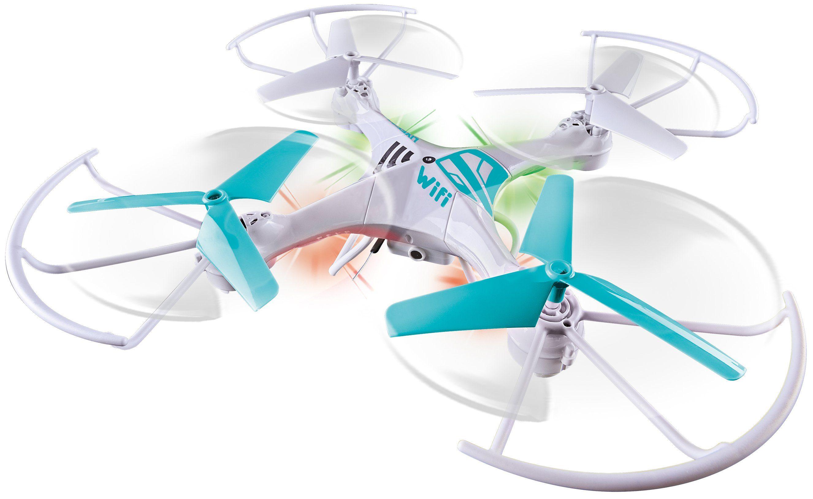 Dickie Toys RC Quadrocopter mit Kamera, »DT-QL Livecam Quadrocopter«