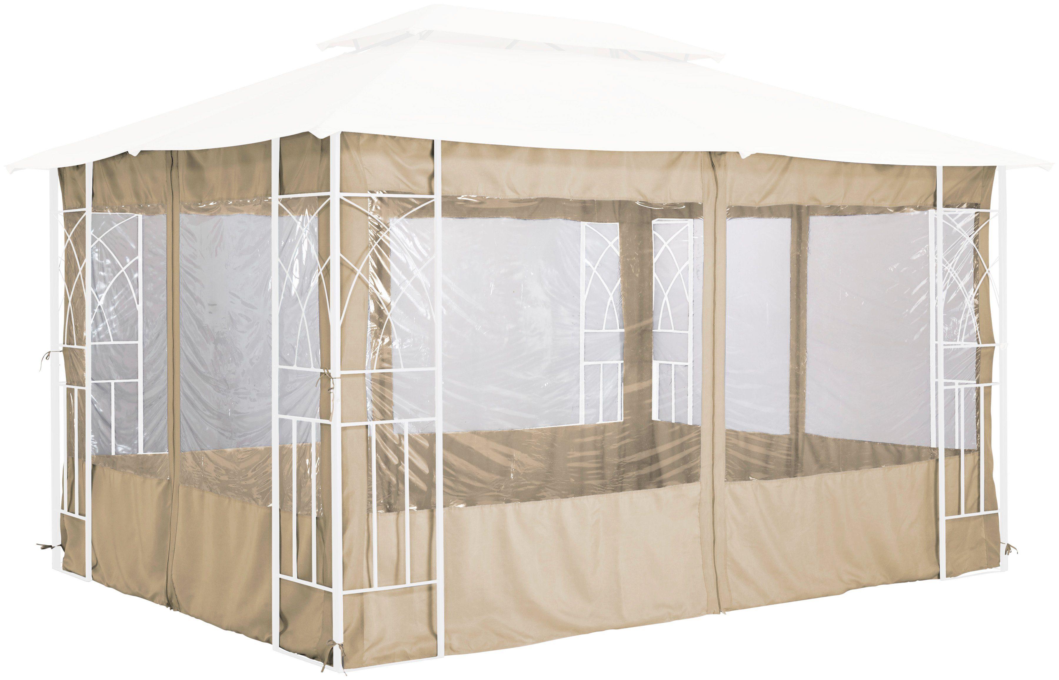 Seitenteile für Pavillon, »Bogen«