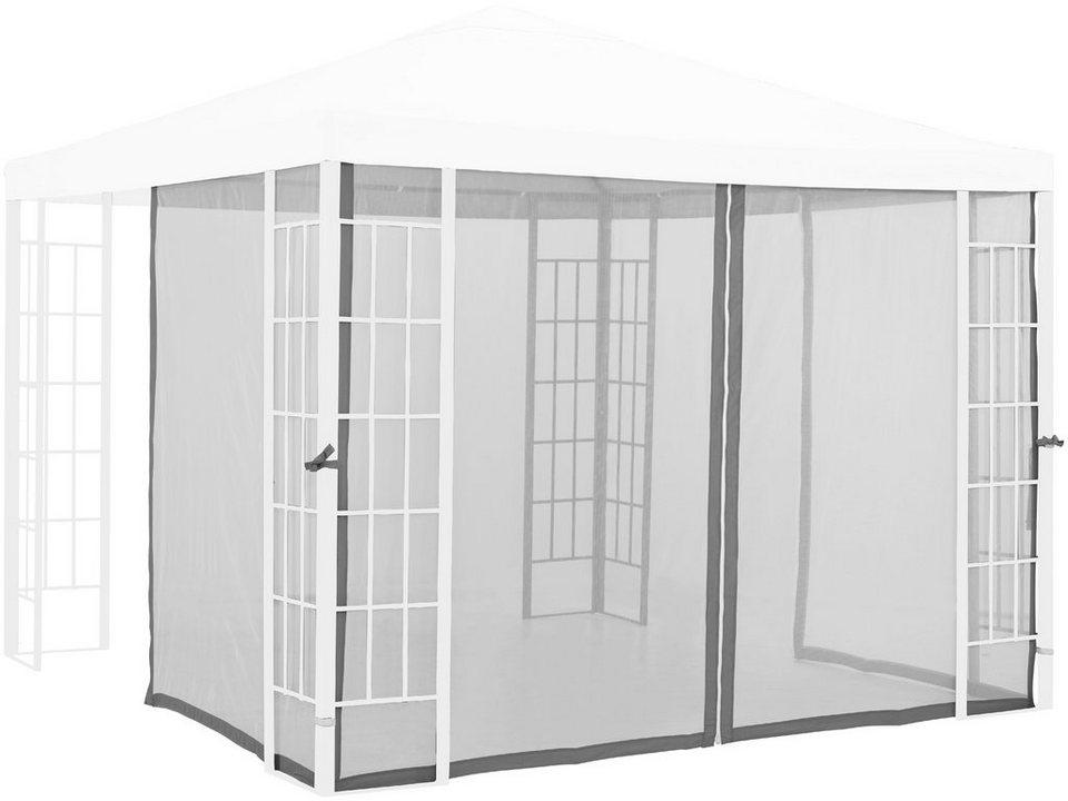 konifera seitenteile f r pavillon moskito kaufen otto. Black Bedroom Furniture Sets. Home Design Ideas