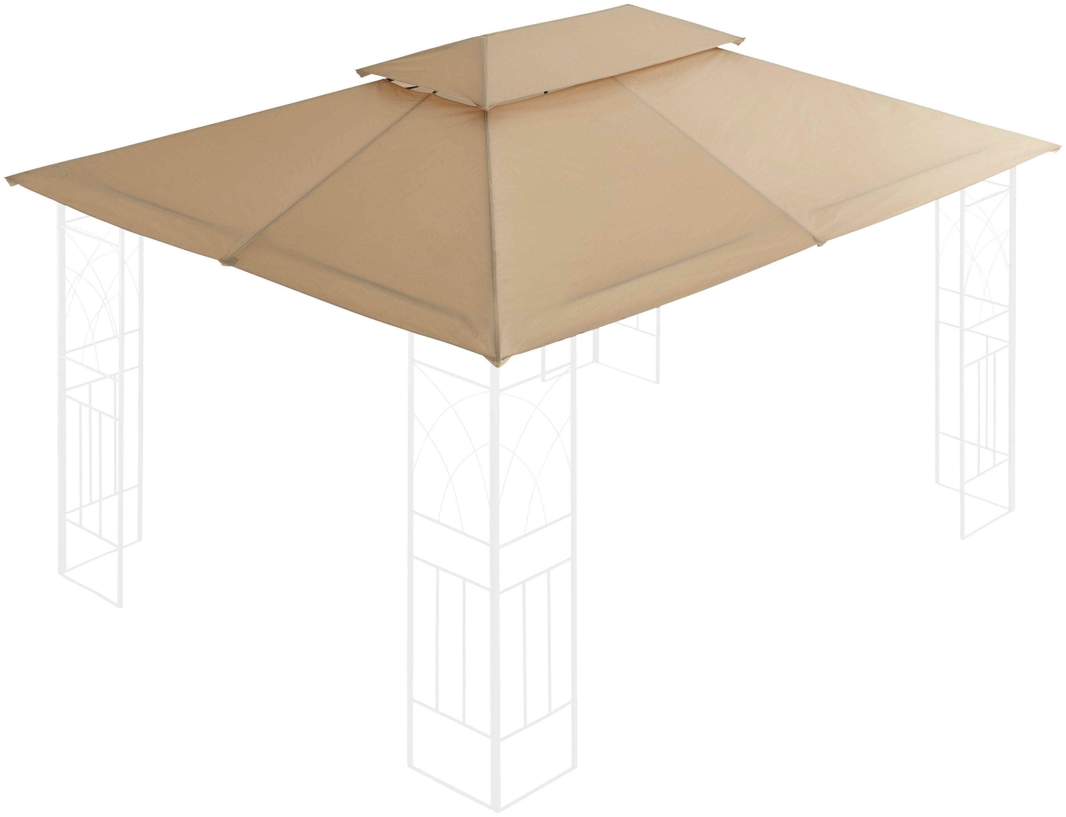 Ersatzdach für Pavillon, »Bogen« 300x400 cm
