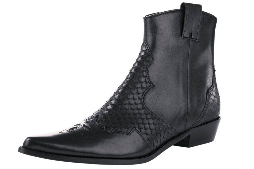 65c0bce83f84ef Heine Stiefelette im Cowboy-Stil online kaufen