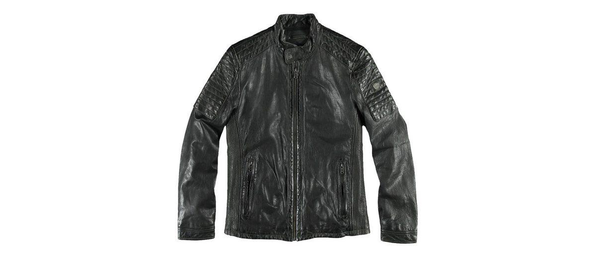 Perfekt engbers Biker-Lederjacke Heißen Verkauf Günstig Online Billiges Outlet-Store Günstig Kaufen Original hJls7