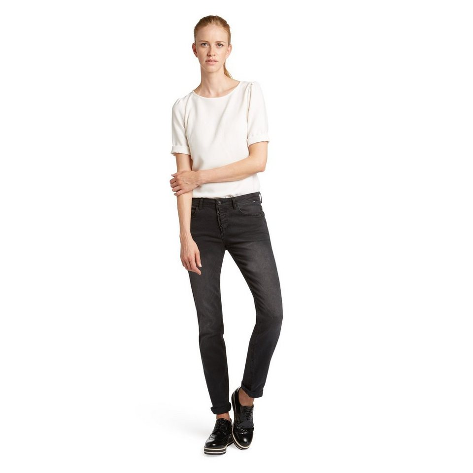 H.I.S Jeans »Monroe« in black deluxe