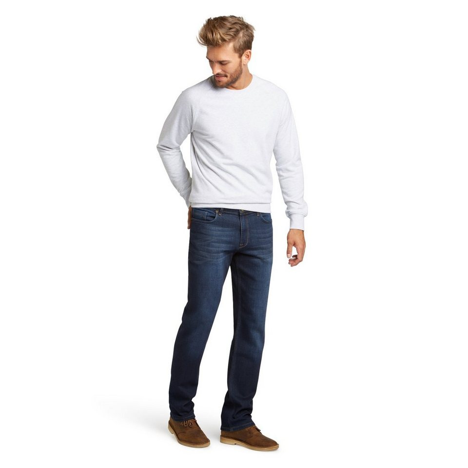 H.I.S Jeans »Henry« in dynamic blue