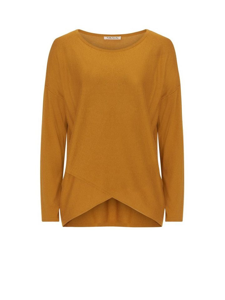 Betty Barclay Strickpullover in gold - Bunt