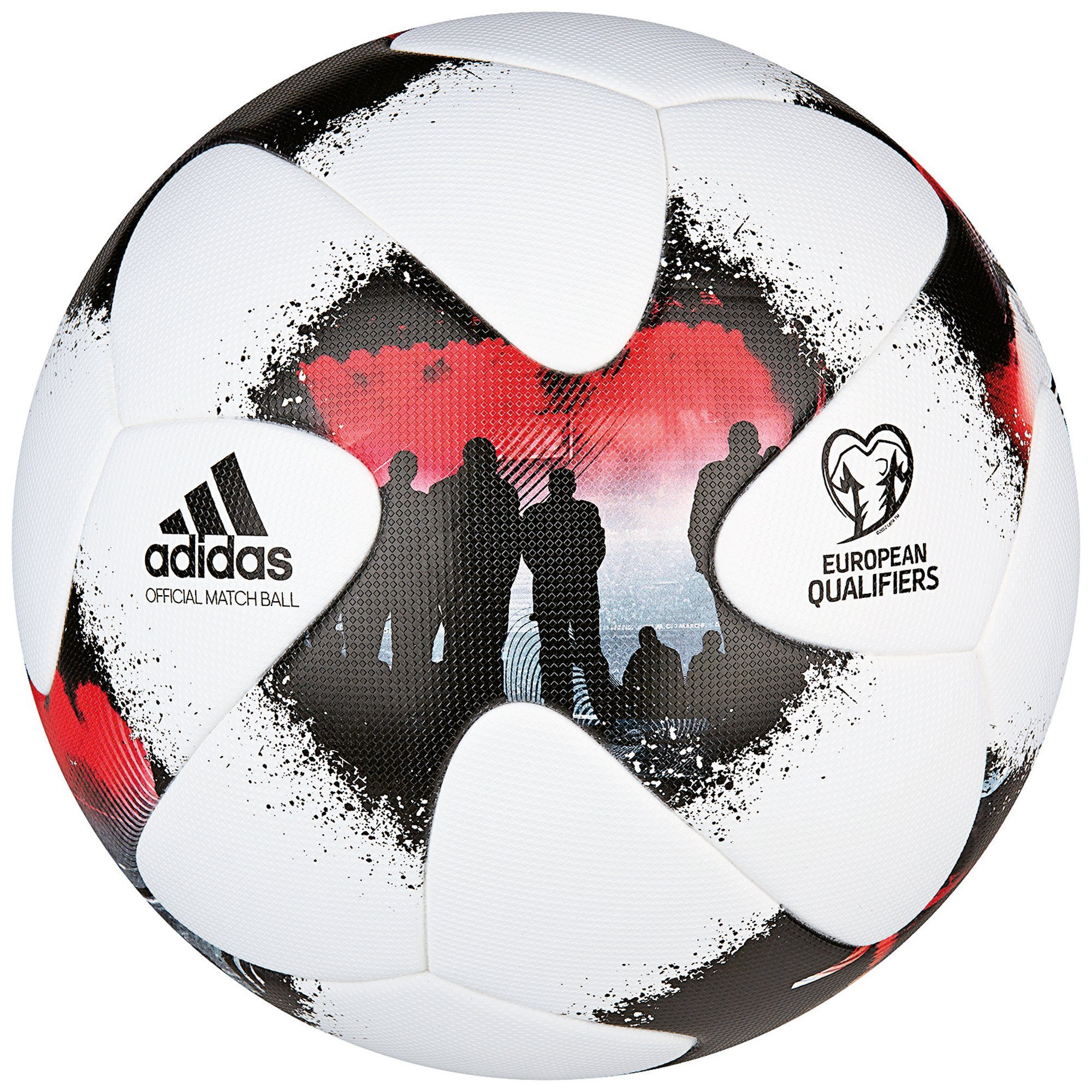 adidas Performance European Qualifier 2016/2017 Offizieller Matchball