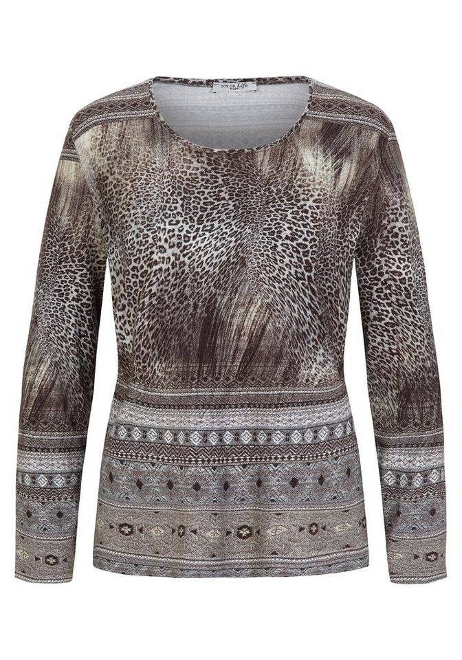 Hajo Shirt Rundhals in original