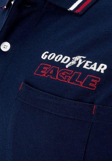Goodyear Poloshirt HILLS