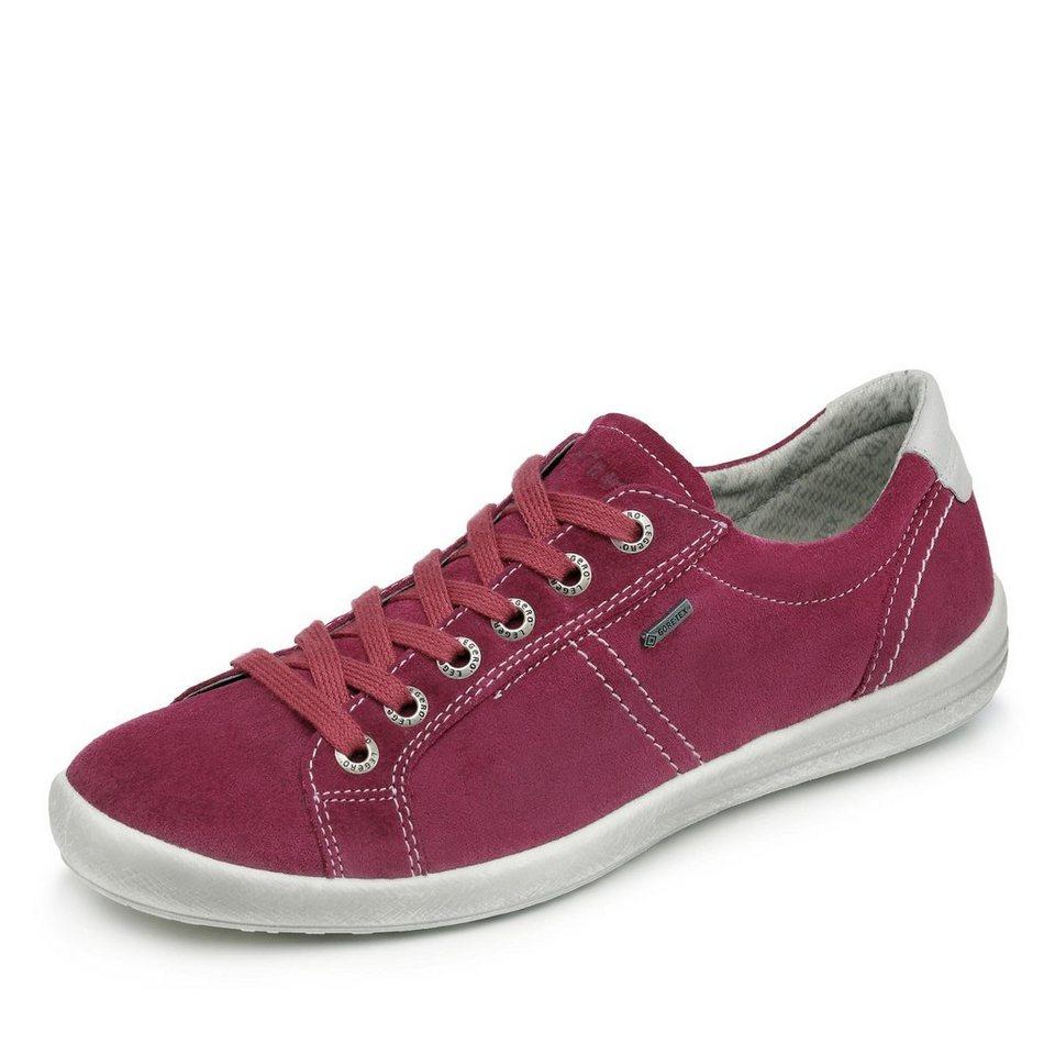 Legero GORE-TEX® Schnürschuh in pink
